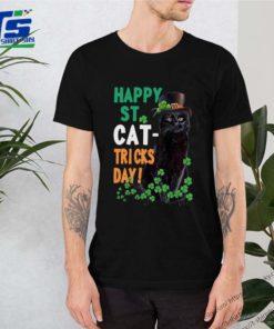 Happy St Cat Patrick's Day T-Shirt