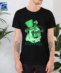 Irish Pugs patrick day 2020 T-Shirt