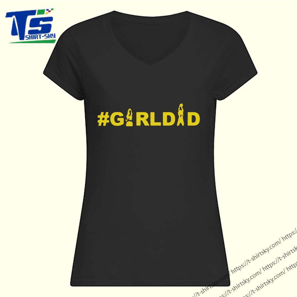 Kobe And Gianna Bryant Girl Dad girldad Tee Shirt 1