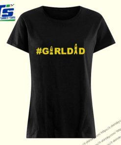 Kobe And Gianna Bryant Girl Dad girldad Tee Shirt 3
