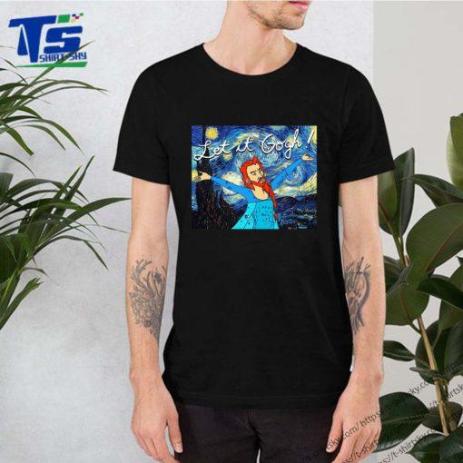 Let it Gogh Starry night shirt