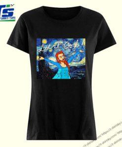 Let it Gogh Starry night shirt 3