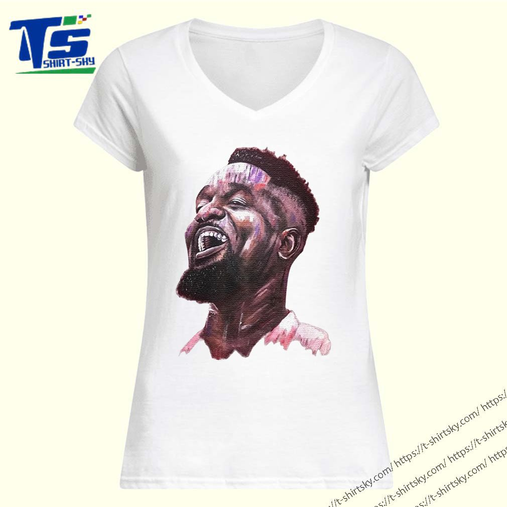 Sarkodie Fan Painting Oofeetso Shirt 1