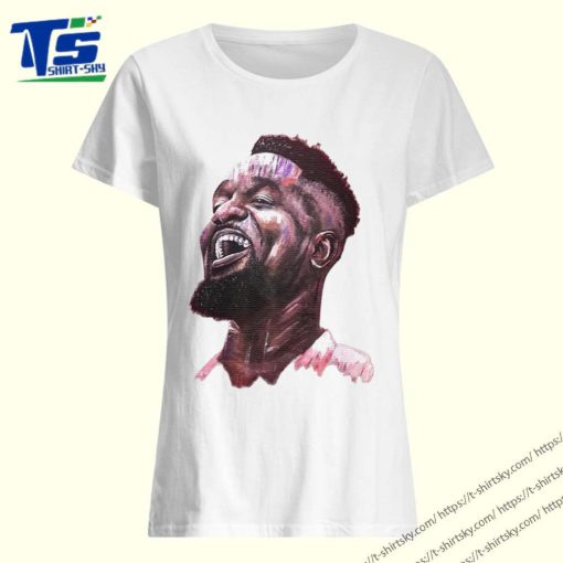 Sarkodie Fan Painting Oofeetso Shirt 3