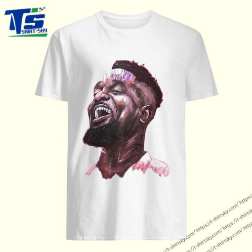 Sarkodie Fan Painting Oofeetso Shirt 5
