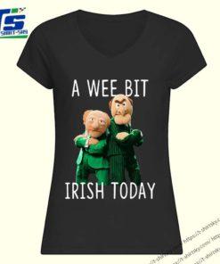 Statler And Waldorf A Wee Bit Irish Today Shirts 1