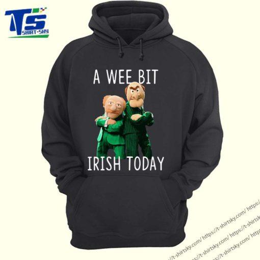 Statler And Waldorf A Wee Bit Irish Today Shirts 4