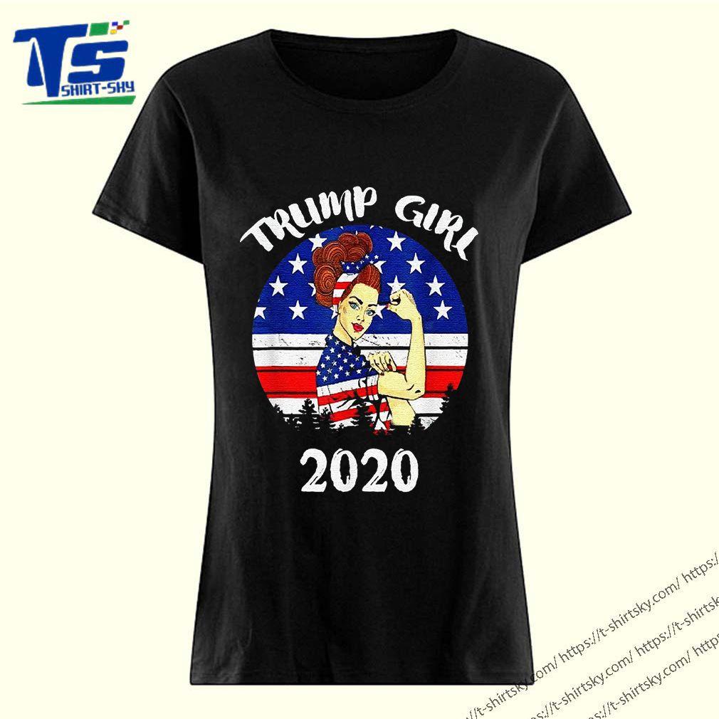 Trump Girl Trump Supporters 2020 Shirt 3