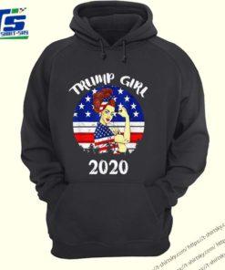 Trump Girl Trump Supporters 2020 Shirt 4
