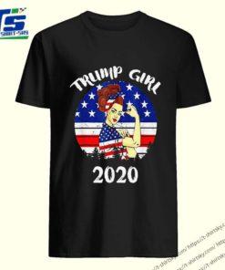 Trump Girl Trump Supporters 2020 Shirt 5
