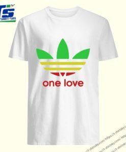Adidas Roots Rock Reggae One Love Shirt