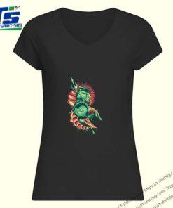 Aquaman Movie Rebel King shirt