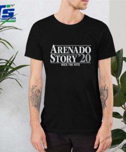Arenado Story 2020 Shirt