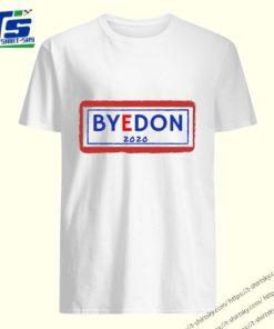 Byedon 2020 Shirt Joe Biden US T-Shirt