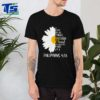 Daisy I can do all things through Christ who strengthens me Philippians shirt