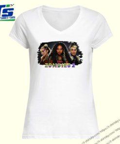 Disney Channel Zombies 2 Werewolves T-shirt