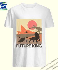 Disney Lion King Classic Future King shirt