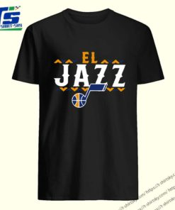 El Jazz Jersey Tee Shirts