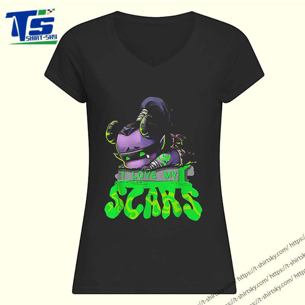 Illidan Stormrage chibi I love my scars shirt