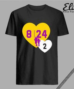 Kobe Mamba Gigi Mentality Love T-Shirt
