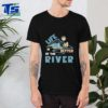 Life Is Better At The River Camping Shirt T-Shirt