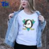 Love Mightys Duck t-shirt