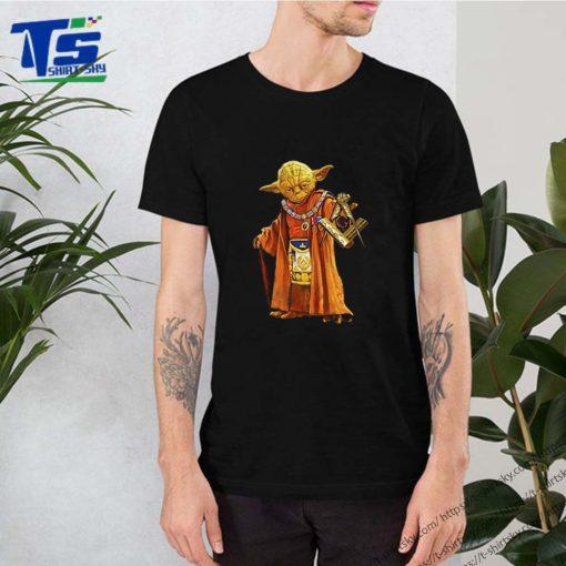 Master Yoda Freemason Logo shirt