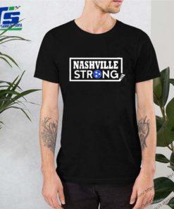 NASHVILLE STRONG Believe in Nashville For T-Shirt