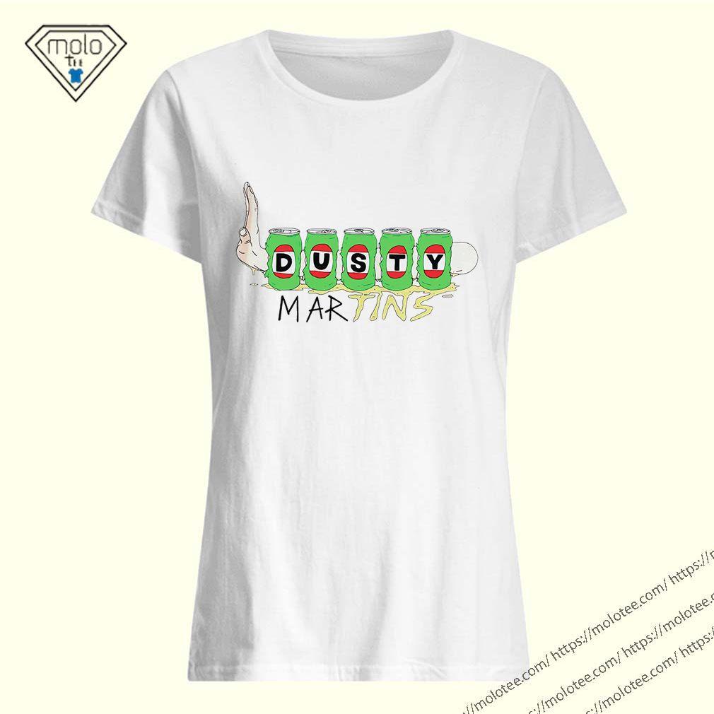 Official Dusty Martins shirt