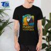 Parrot-whisperer-vintage shirt