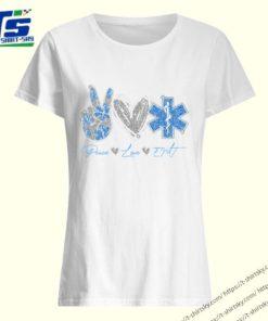 Peace Love EMT