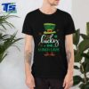 Premium Leprechaun I'm A Lucky Lunch Lady St Patrick's Day Gifts shirt