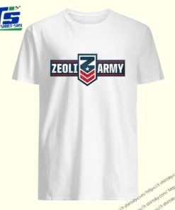 Rich Zeoli Army For T-Shirt