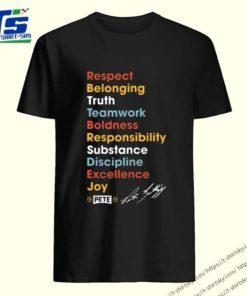 Rules Of The Road Team Pete Buttigieg 2020 Tee Shirt