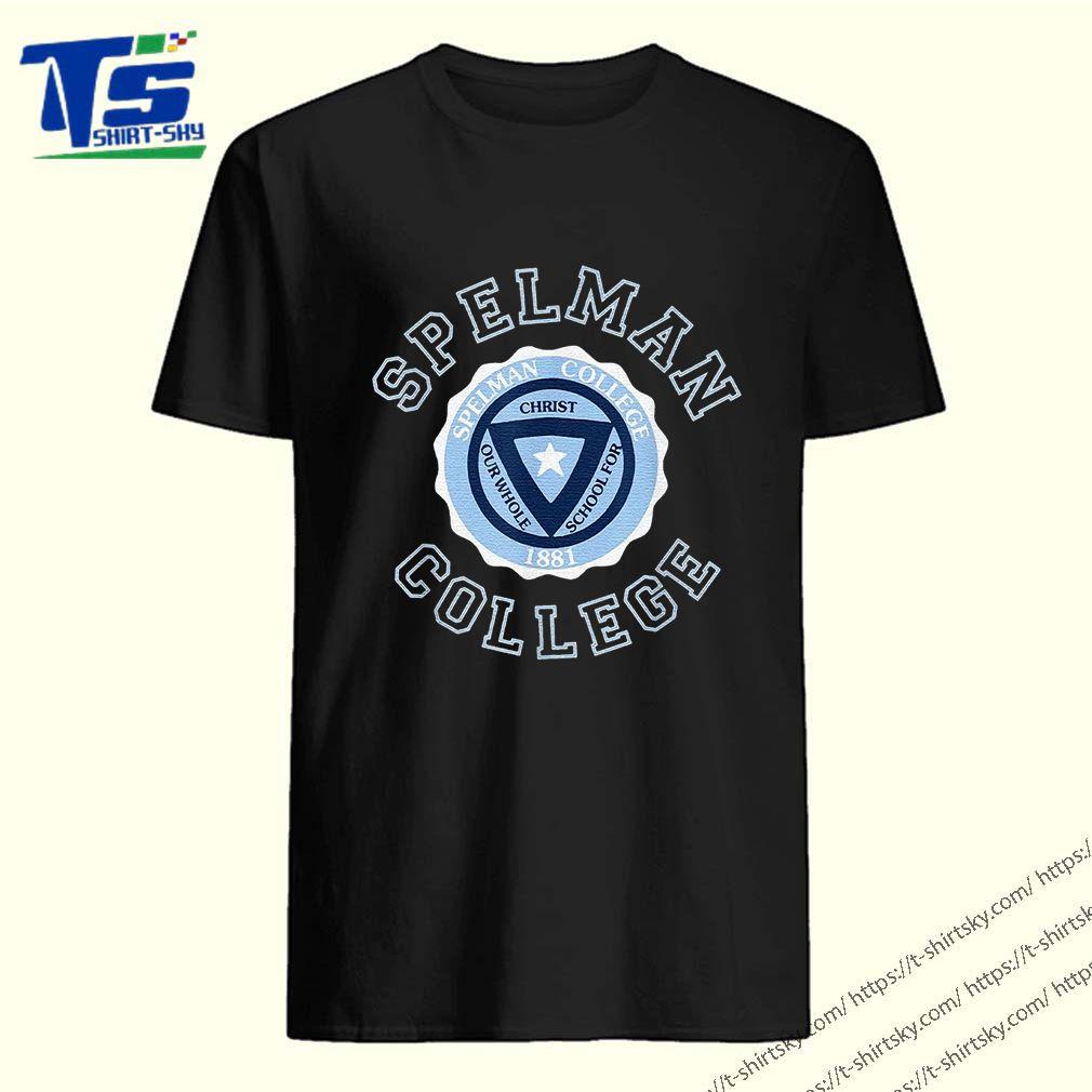 Spelman 1881 College Shirt
