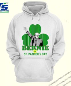 Top Bernie Sanders For St. Patricks Day 2020 President Shamrock shirt