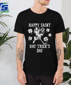 Baby Yoda Houston Astros Baseball Logo shirtTop Happy Saint Hat Trick's Day St Patricks Day Funny Ice Hockey shirt