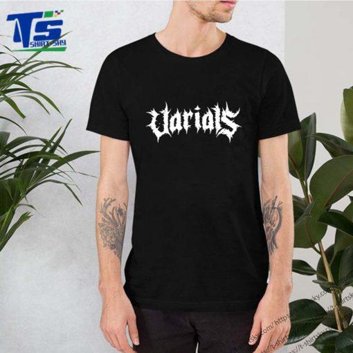 Varials t-shirts