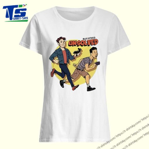 buzzfeed unsolved Unisex T-Shirt