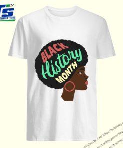 i am black history month T-Shirts