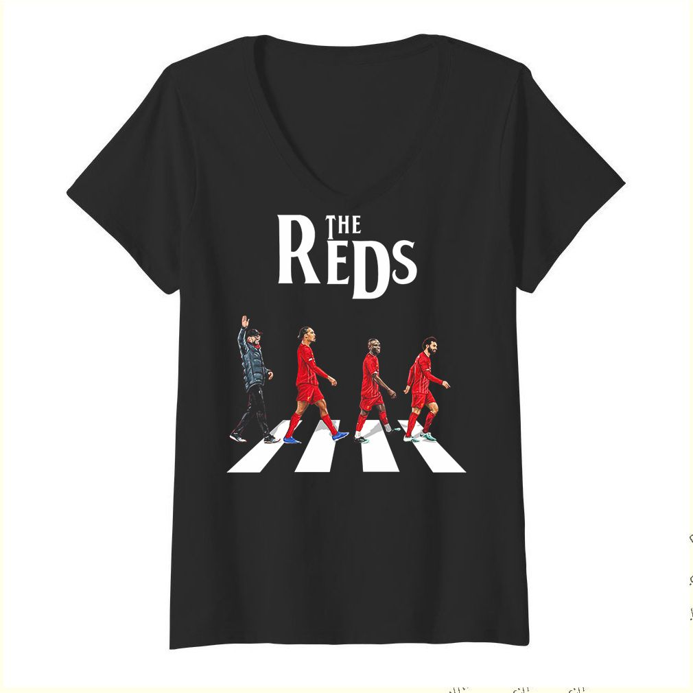 Abbey road the reds liverpool fc