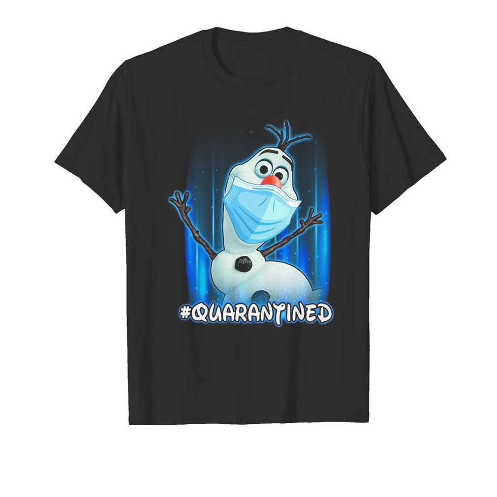 Olaf Face Mask Quarantined