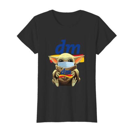Star Wars Baby Yoda Face Mask Hug DM