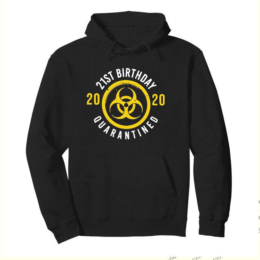 21st Birthday 2020 Quarantined