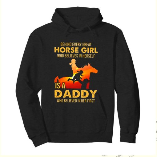 Behind every great horse girl who believes in herself is a daddy who believed in her first