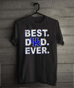 Best Dad Ever Kentucky Wildcats Father's Day