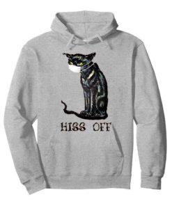 Black Cat Covid Hiss