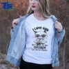 Cat I Love God But Some Of His Children Get On My Nerves shirt