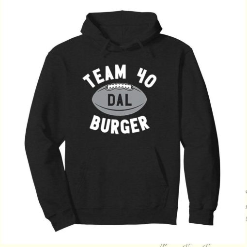 Ceedee Lamb Cowboys Team 40 Burger