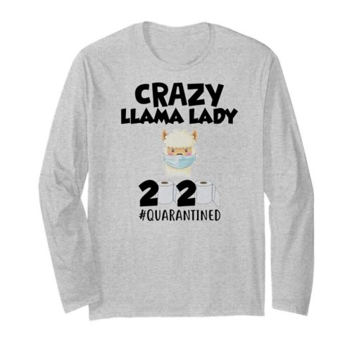 Crazy Llama 2020 #quarantined Coronavirus